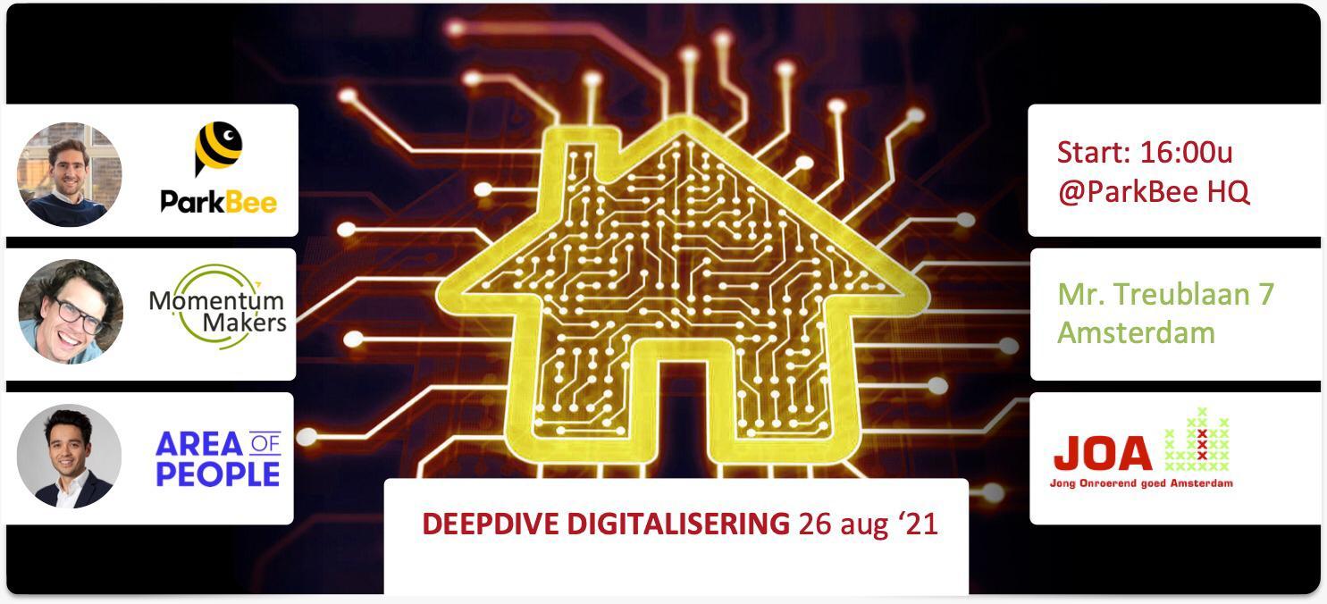 Deepdive Digitalisering